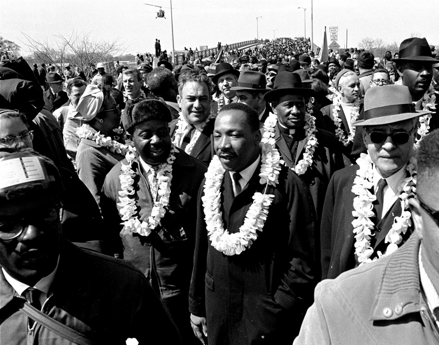 Remembering the Selma-to-Montgomery march | CBS 42