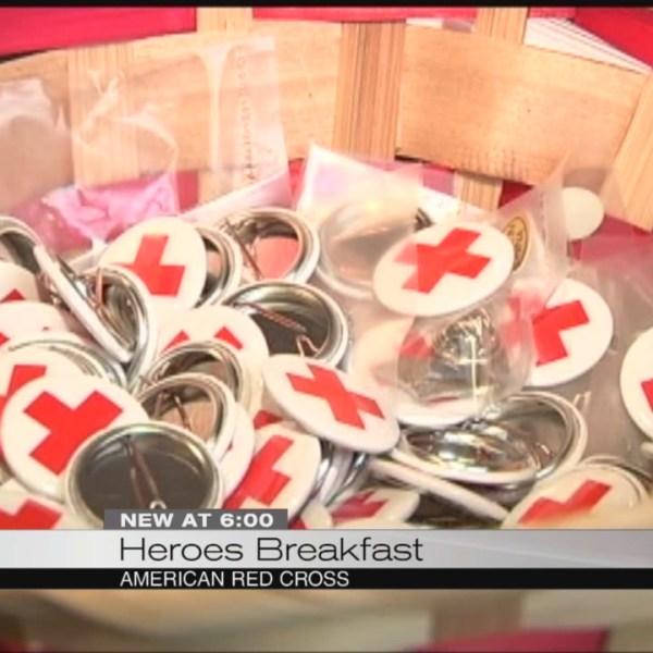 Red Cross honors heroes