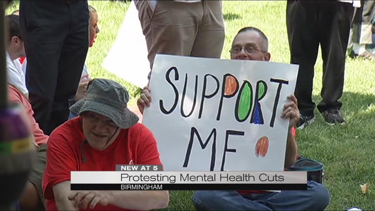 Mental health protest_98099