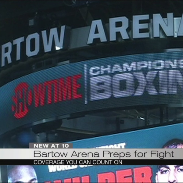 Bartow Arena Fight Preps_102003