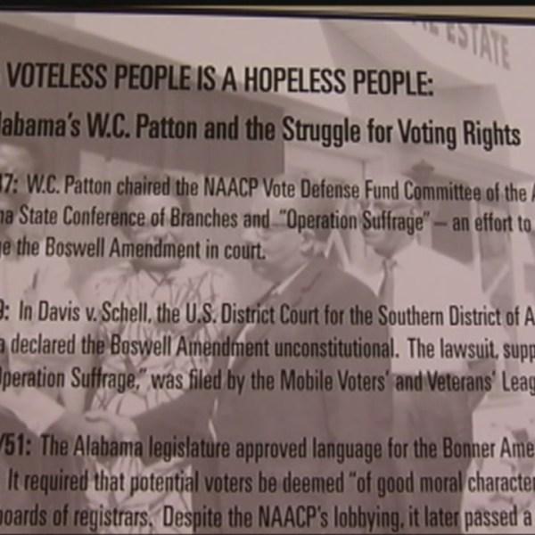 Birmingham Civil Rights Institute exhibit_102521