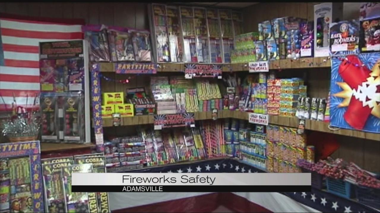 Fireworks safety_104473