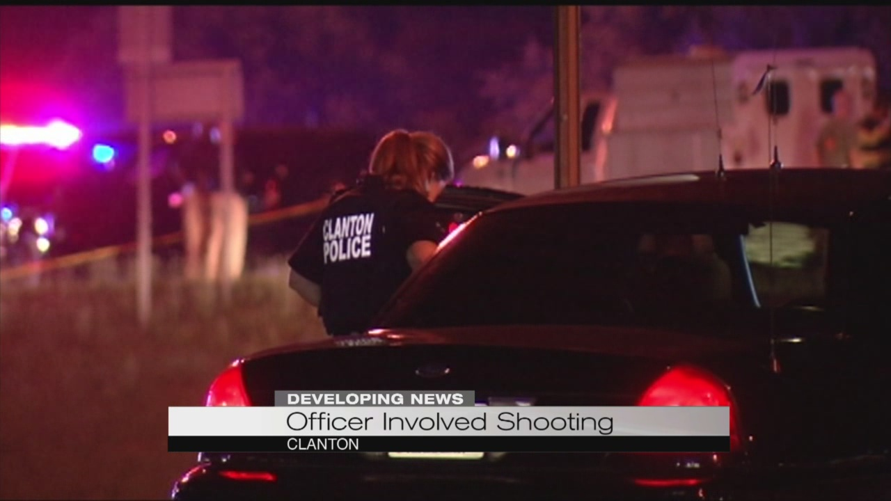 Officer involved shooting in Clanton_102724