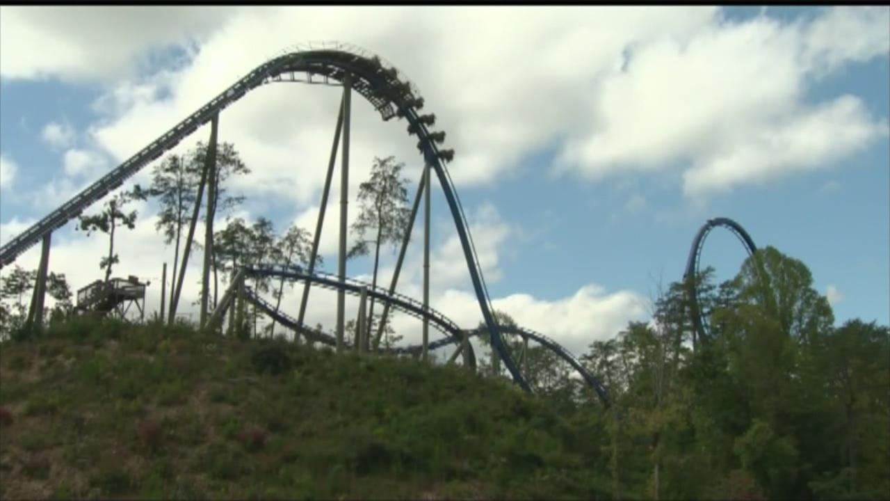 Dollywood roller coaster_103427