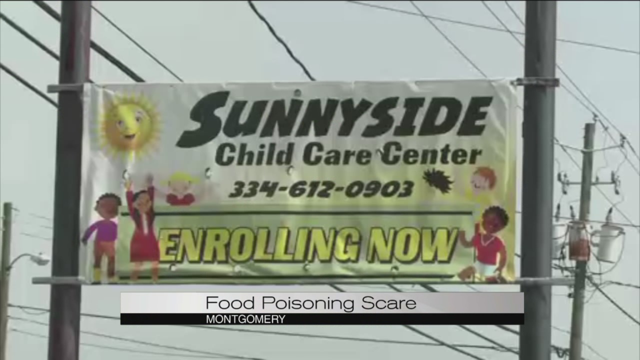 Sunnyside Day Care Montgomery investigated for potential illness outbreak_103812