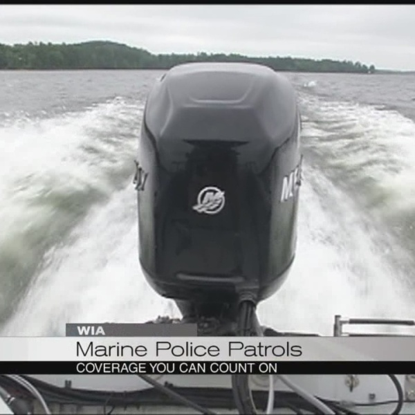 Marine Patrol out writing tickets for July 4 weekend