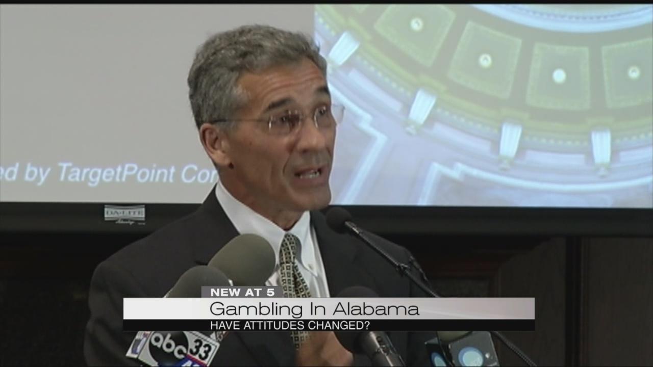 Gambling in Alabama