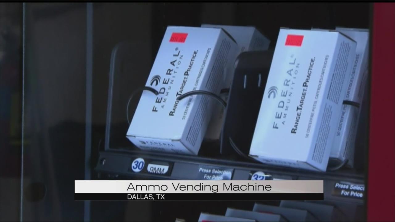 Ammo vending machine_110171