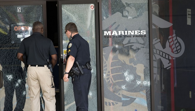 APTOPIX Chattanooga Shooting_107727