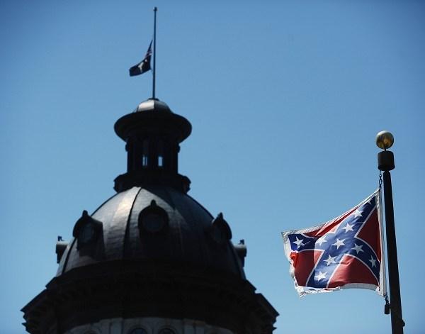 Charleston Shooting Confederate Flag_106150