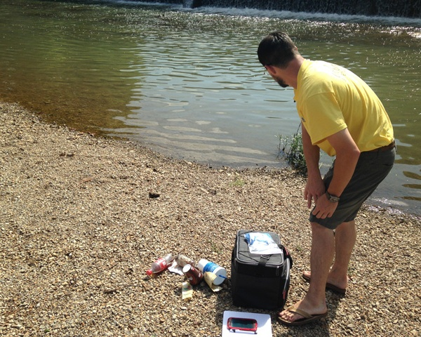 Cahaba River Water Quality_110329