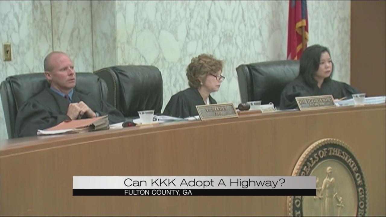KKK adopt a highway_106404