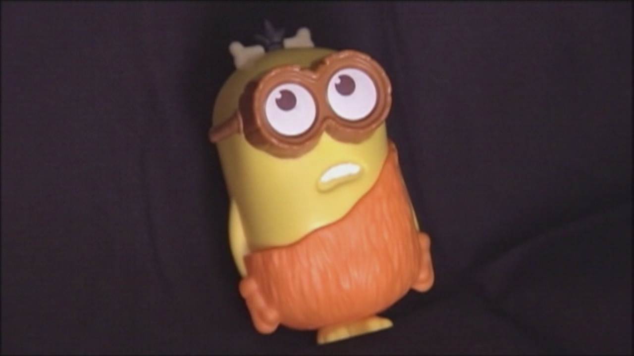 Minion Happy Meal toy_106357