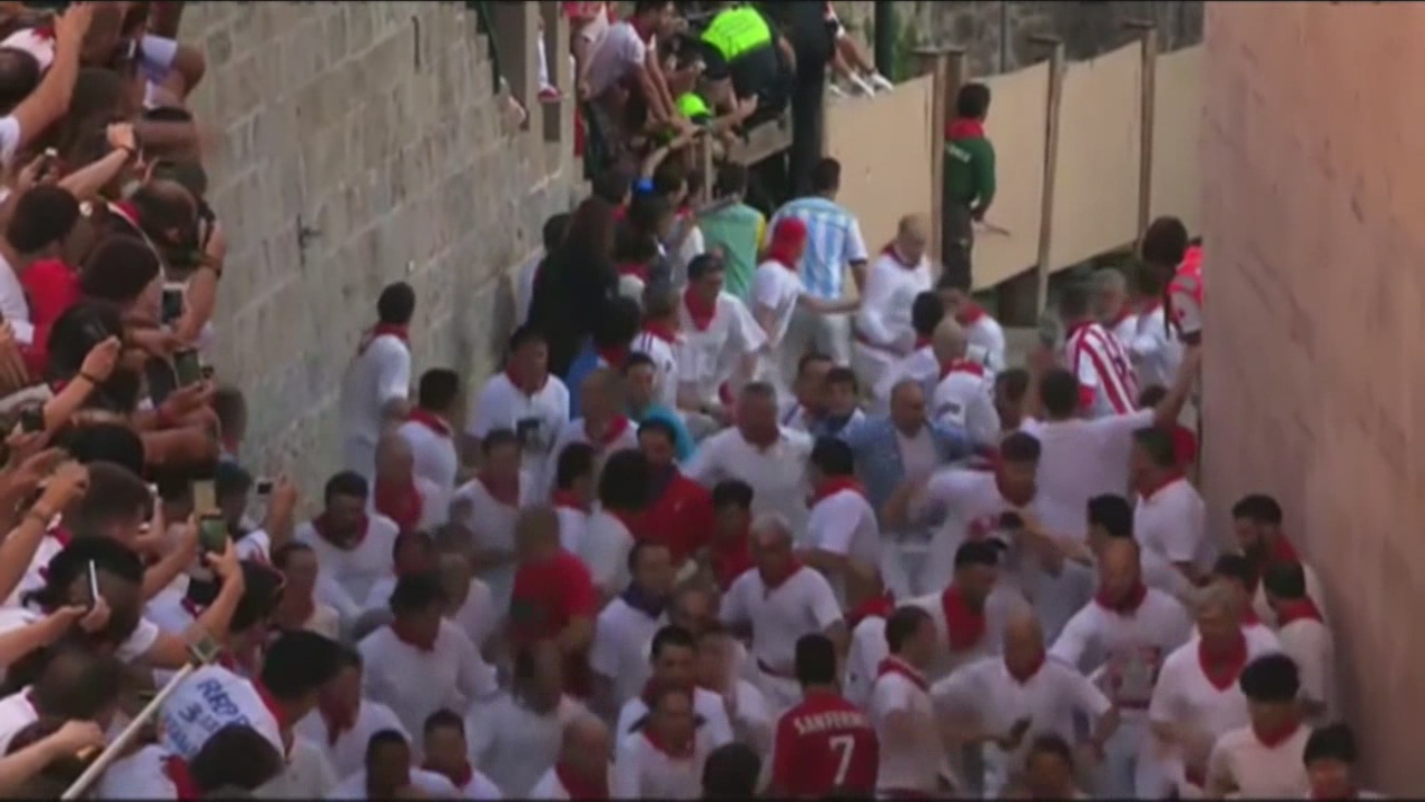 Running with the bulls_105702