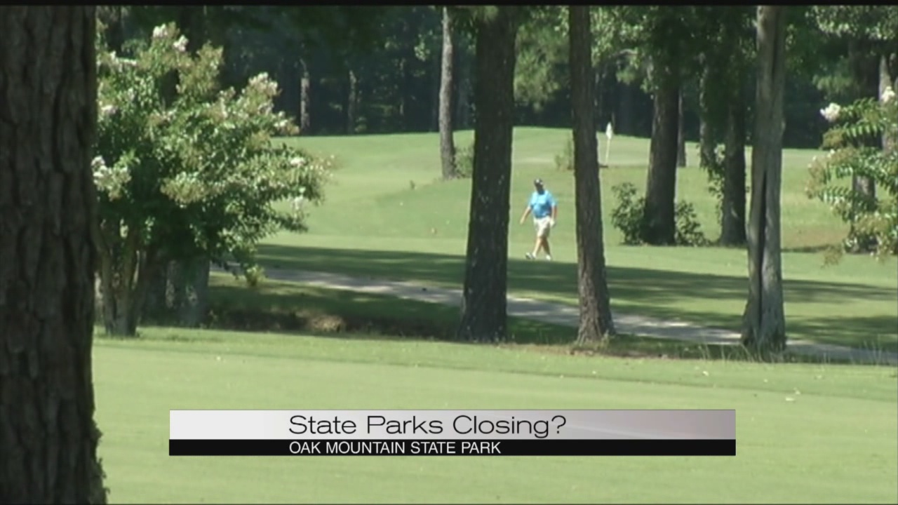 State Parks Closing?