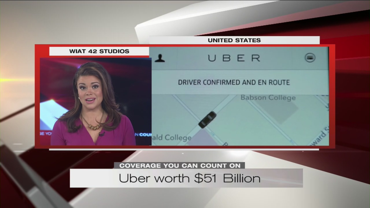 Uber most valuable startup in world