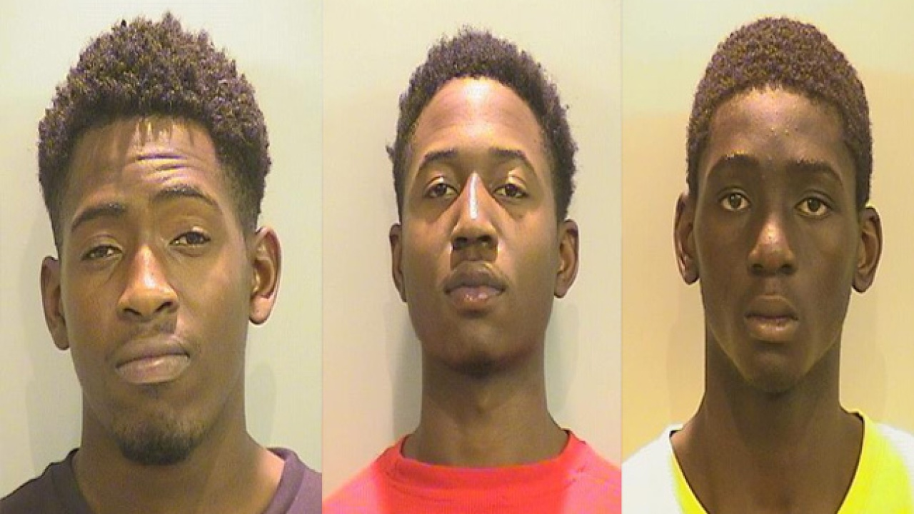 4 suspects charged in Aspen Village Apartments parking lot ...