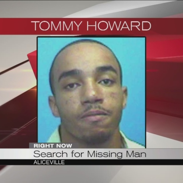 Tommy Howard missing man Aliceville photo_111188