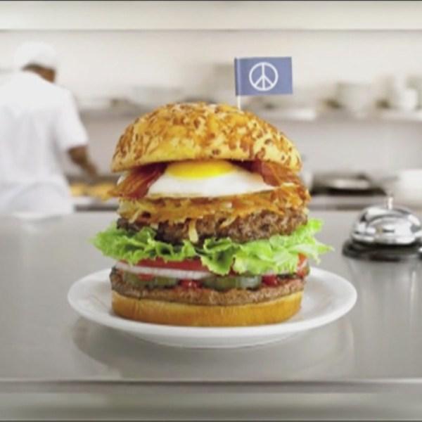 Peace burger_116762