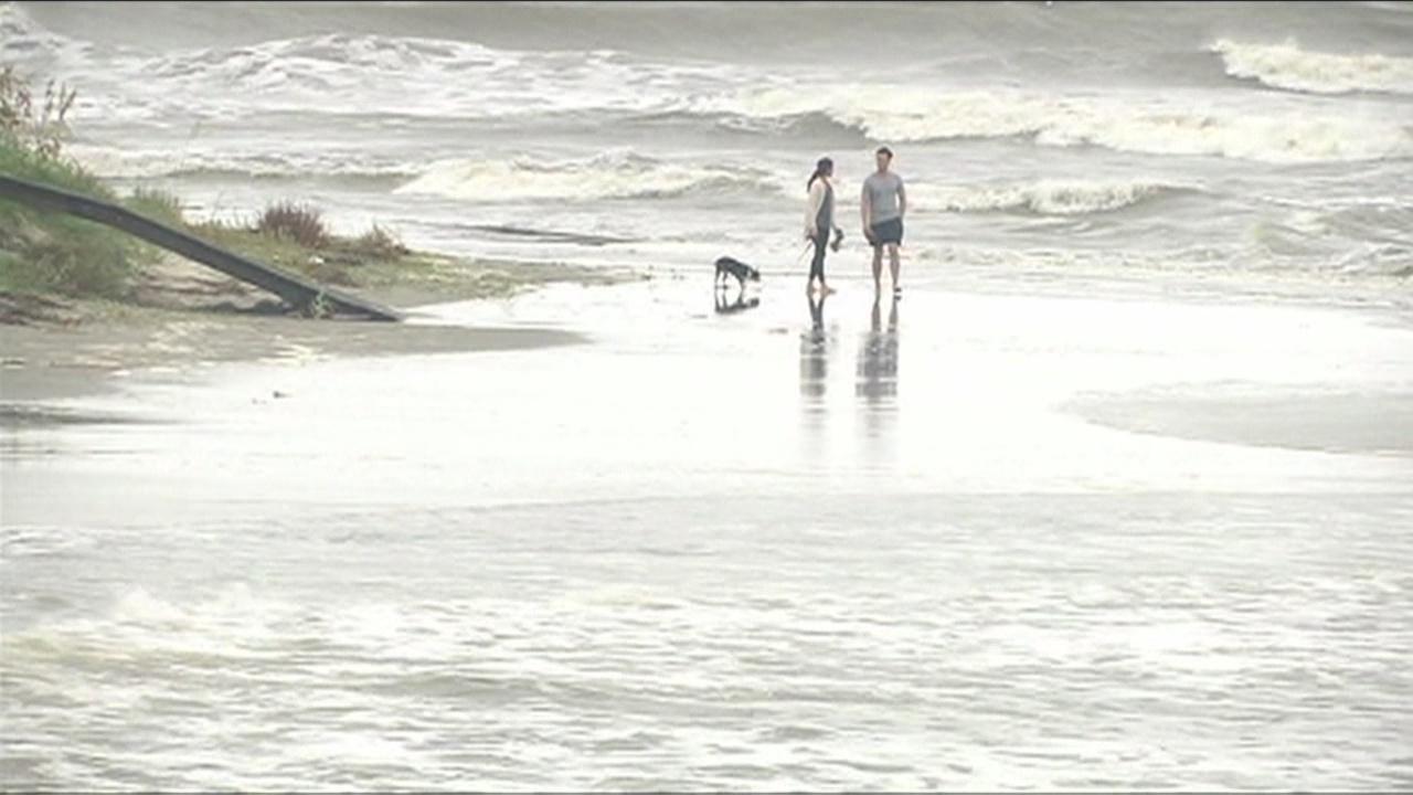 high tides in South Carolina_123575