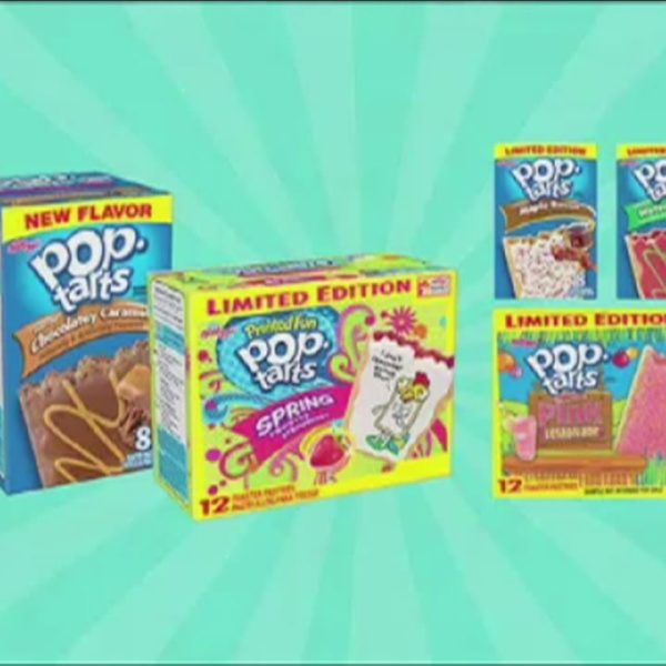 New Pop Tart flavors_128814