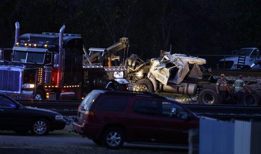 Truck Train Crash_131882