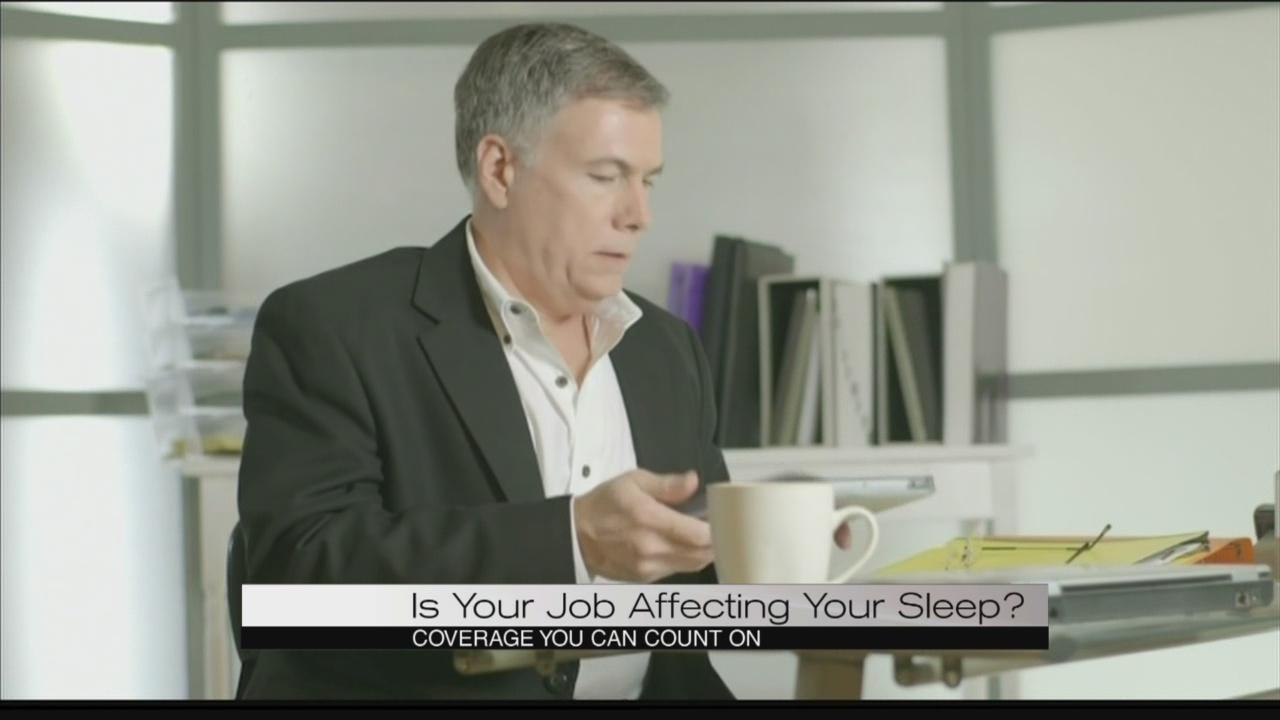 Jobs and sleep