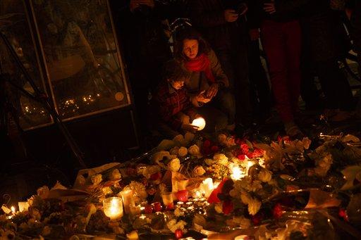 France Paris Attacks_133958