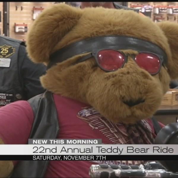 Teddy Bear Ride_131699