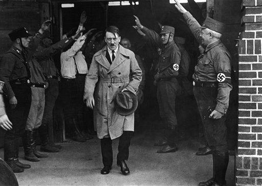 Germany Hitler Prison Records_141258
