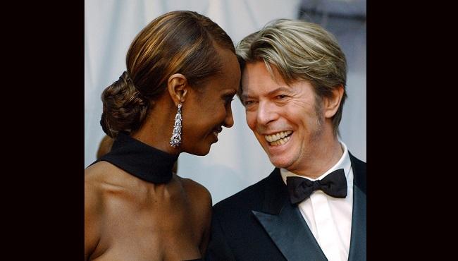 Iman, David Bowie_143589