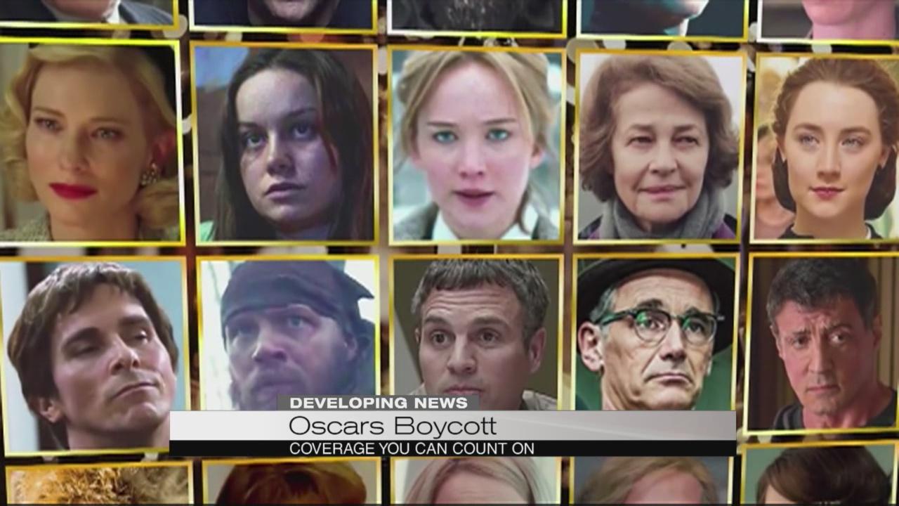 Oscars boycott_145769