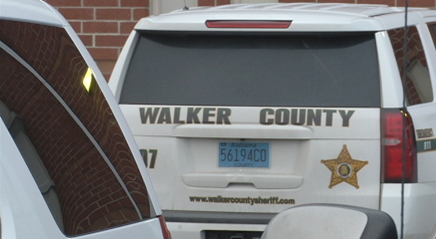 WALKER COUNTY SHERIFF CAR_140715