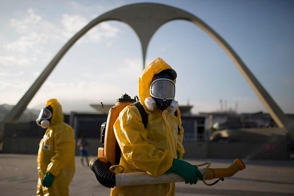 APTOPIX Brazil Zika Virus_147965