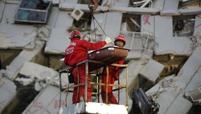 Taiwan Earthquake_150848