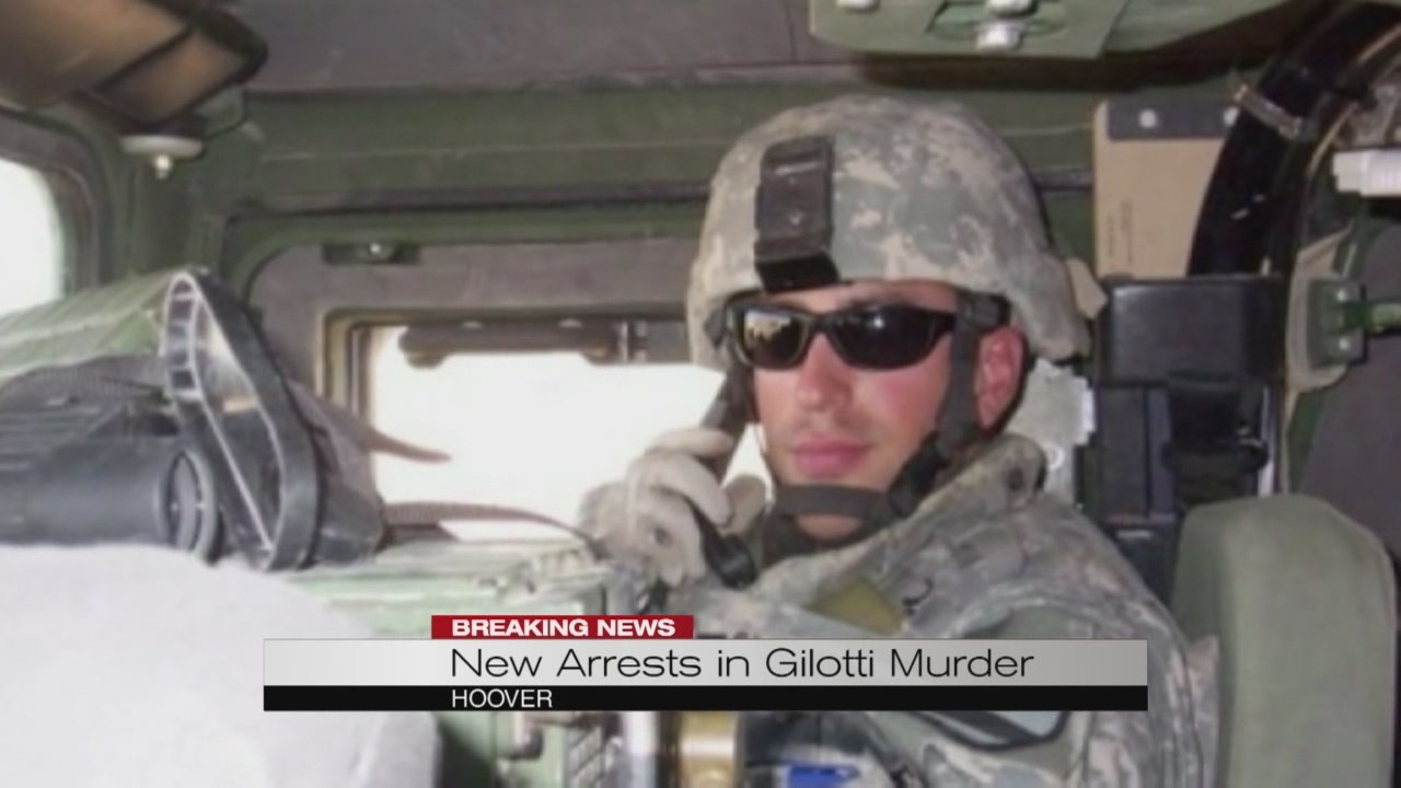 New Arrests in Gilotti Murder