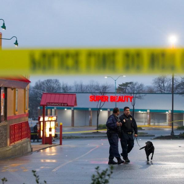 Police Shooting Maryland_159667