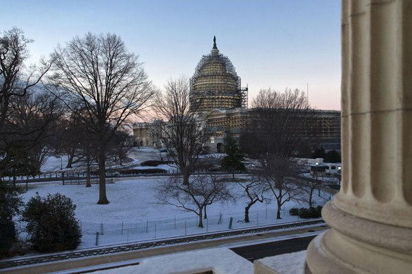 Washington, DC snow Jan. 21, 2016_146463