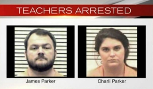 charlie and james parker pickens academy teachers arrested_163302