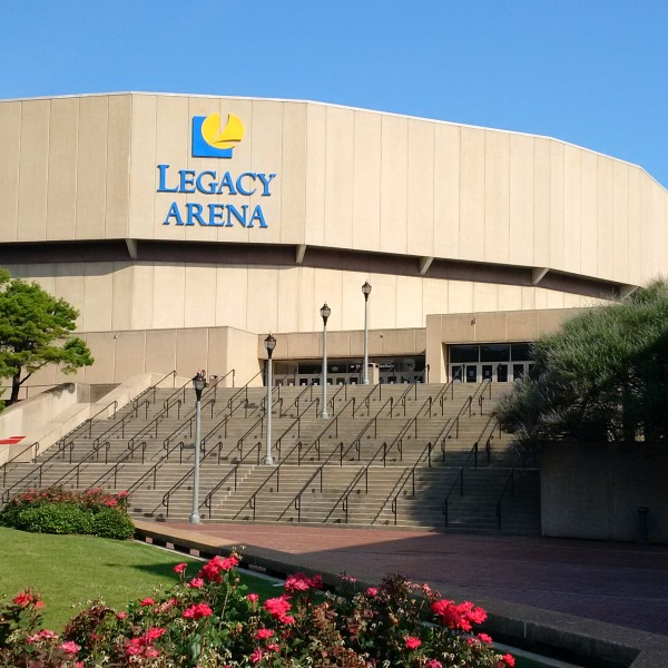 Legacy Arena Sign at BJCC_101931