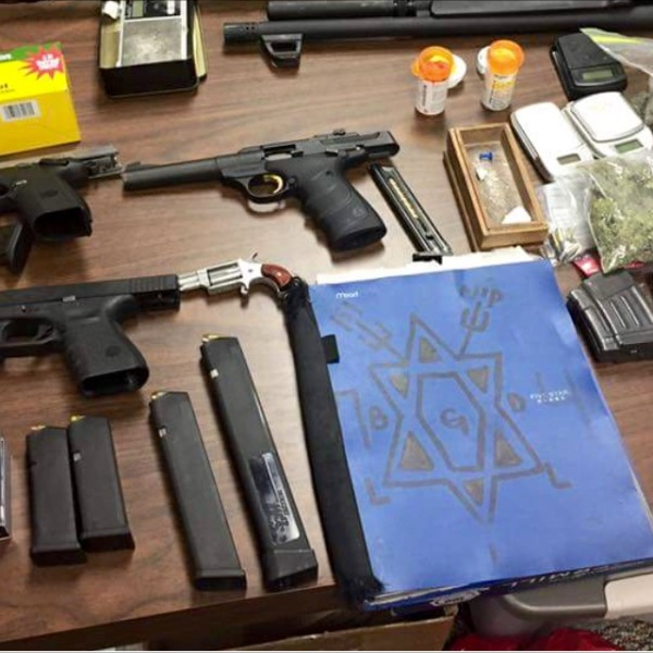 Shelby County Drug Task Force Bust_167748
