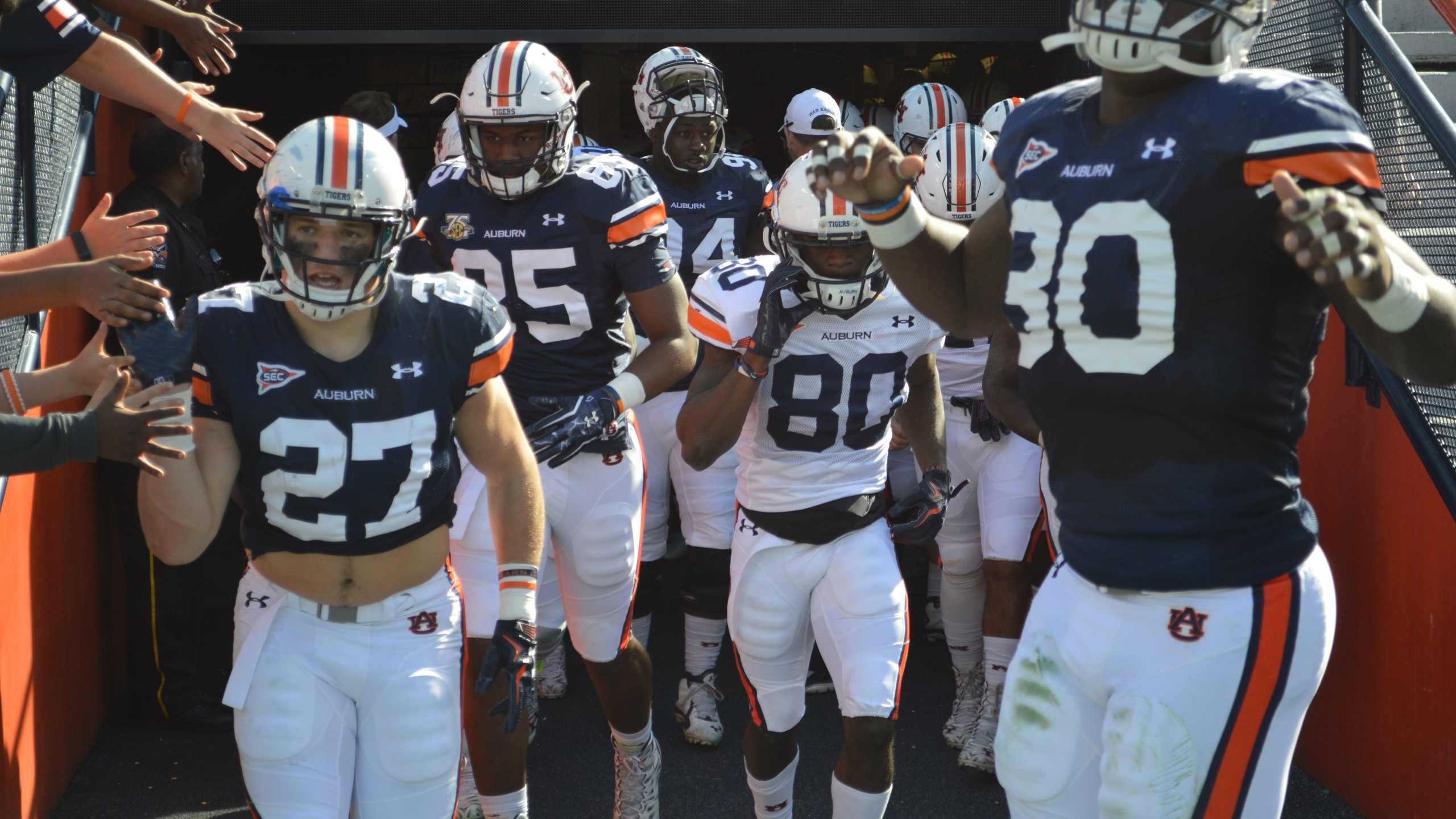 Auburn Football A-Day_164925
