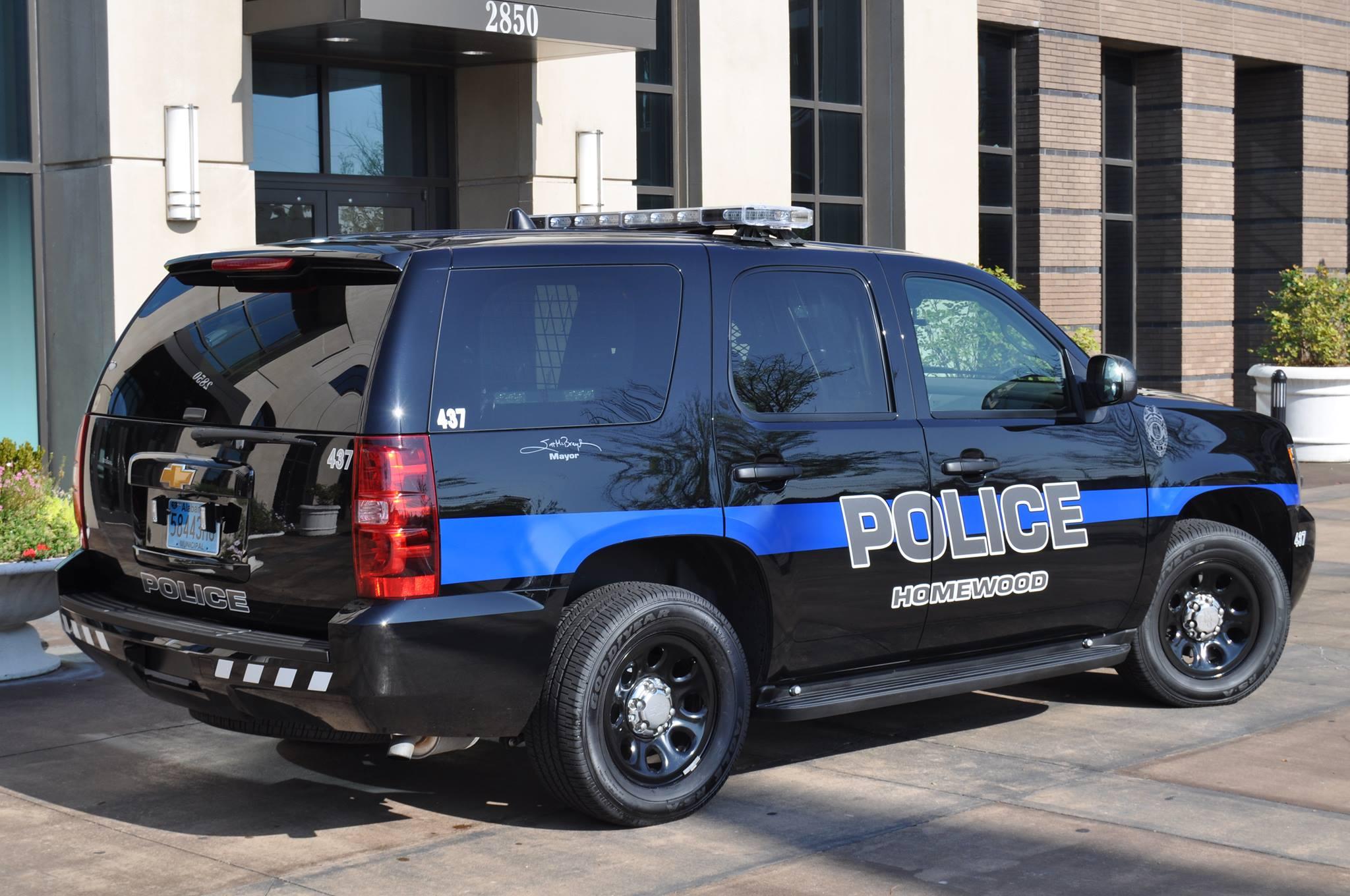 Homewood Police Car_114644