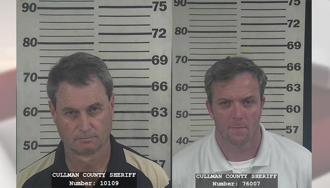Cullman high school arrest mugs_167245