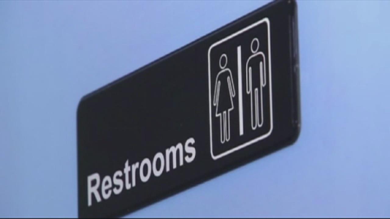 Ignore bathroom rules