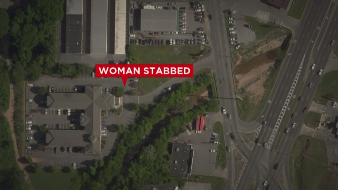 Woman Stabbed