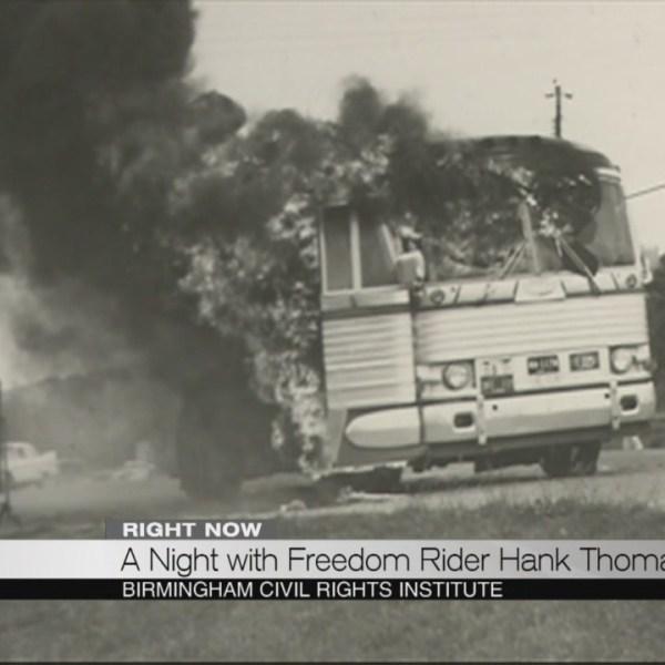 Freedom Rider Hank Thomas