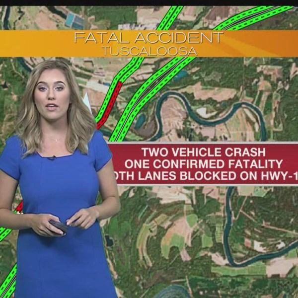 Fatal accident Tuscaloosa