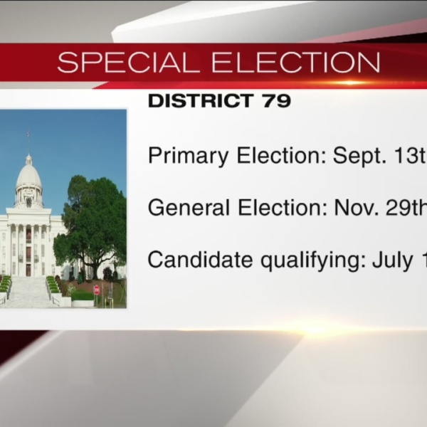 Special election planned