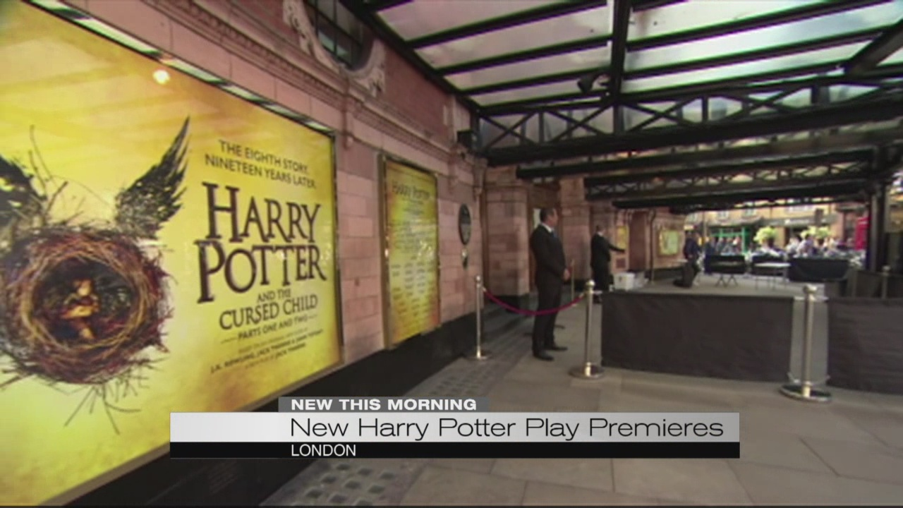 New Harry Potter play premieres_175947
